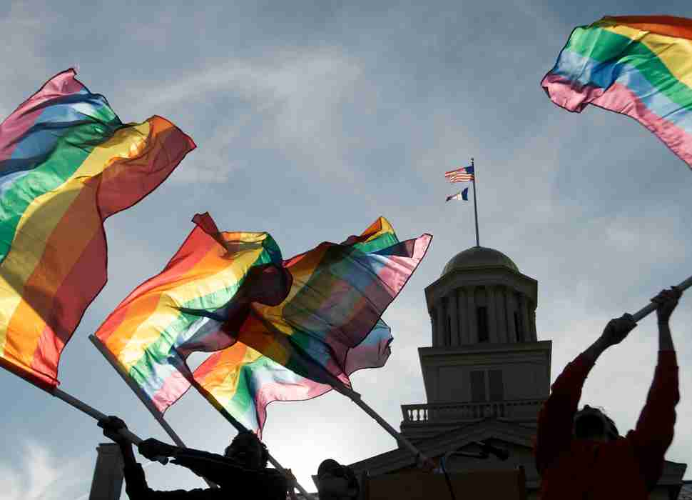 Most Gay Friendly Cities in Conservative States: LGBTQ Rights Laws Thrillist