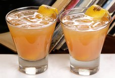 This Gin and Grapefruit Cocktail Will Leave You All Shook Up