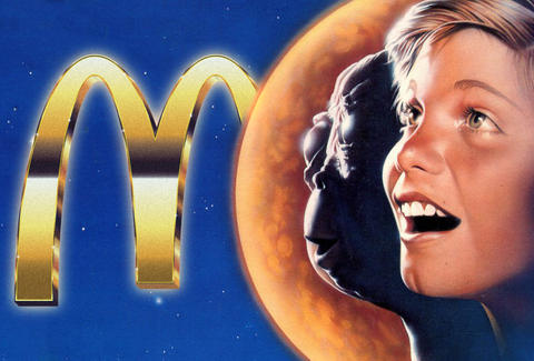 mac & me mcdonalds movie