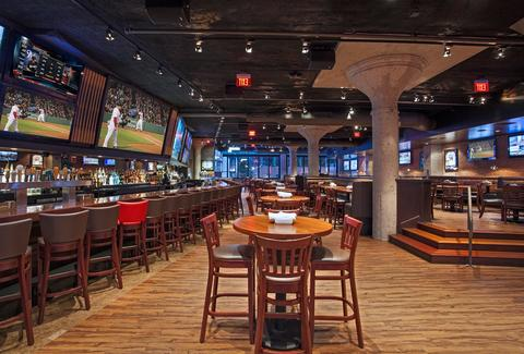 best sports bars in boston cask n flagon bleacher bar
