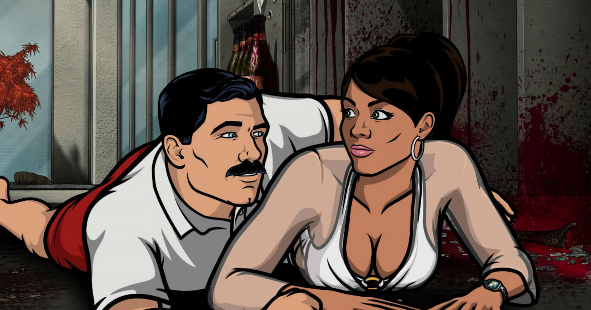 archer season 6 episode 14