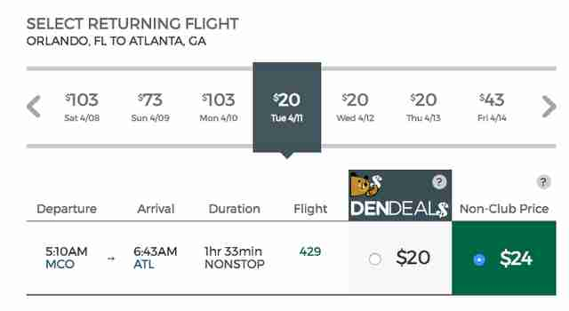 Cheap Flights in the U.S.