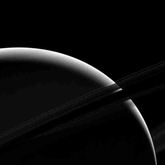 New Photos of Saturn