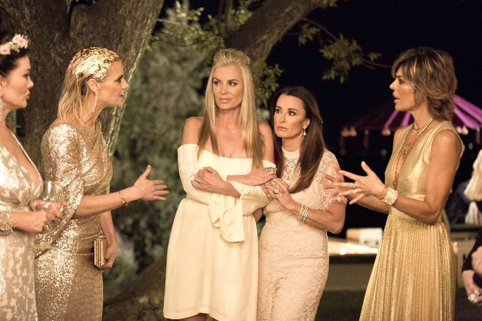 real housewives bravo ranked