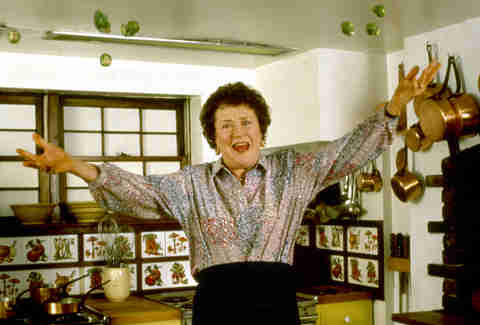 Best tv chefs from celebrity cooking shows ranked julia child more thrillist - Julia child cooking show ...