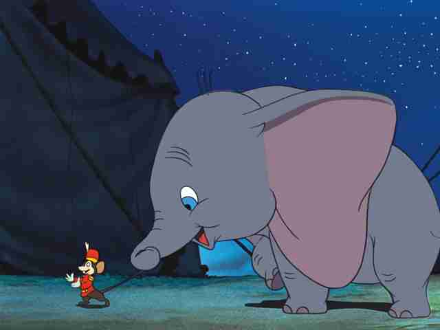 Dumbo Remake Disney