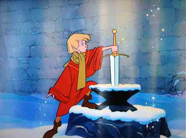 The Sword and the Stone Remake Disney