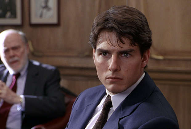 All of the Weird Things Tom Cruise Does in 'The Firm'