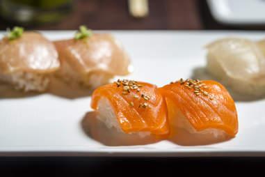 sugarfish roe sushi