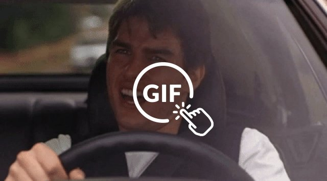 tom cruise the firm laughing driving