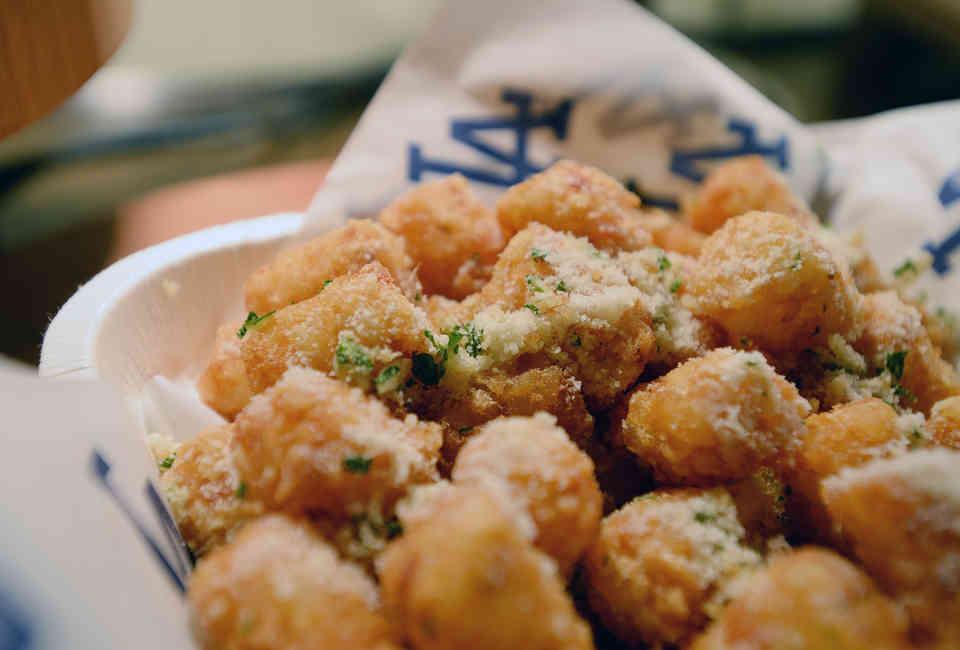 Best Dodger Stadium Food, Ranked: Dodger Dogs, Elote & More