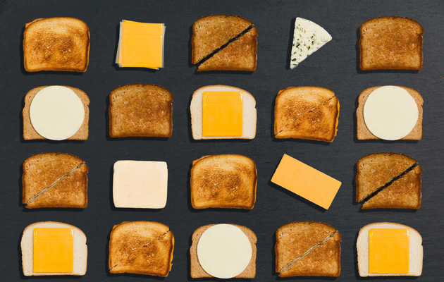 The 9 Best Cheeses for Grilled Cheese Sandwiches