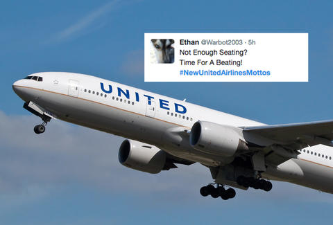 The Internet Is Ripping United To Shreds For Its Latest Controversy