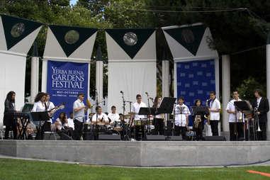 Yerba Buena Garden Festival
