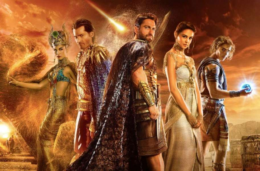 The Real Gods Of Egypt Photos Seeker