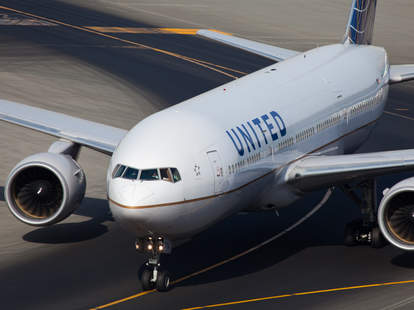 United Airlines policy change