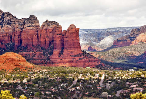 Best Restaurants Hotels Hiking Trails Camping More In Sedona