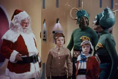 santa claus conquers the martians mystery science theater 3000