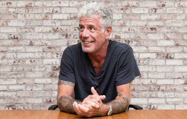 22 Brilliant Life Lessons From Anthony Bourdain