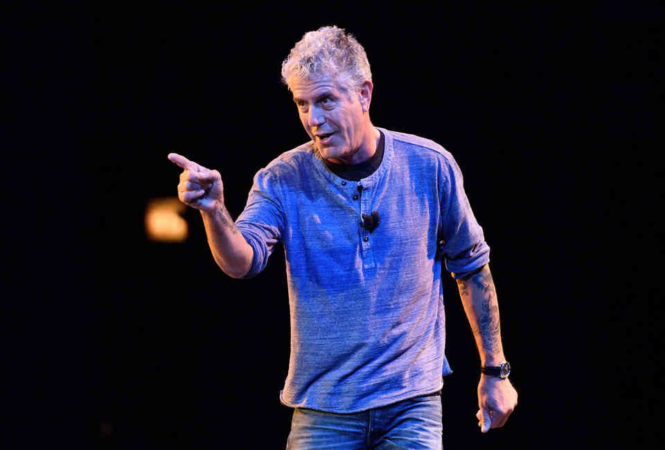 Best Anthony Bourdain Quotes About Life From Parts Unknown & More