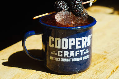 coopers' craft bourbon bar