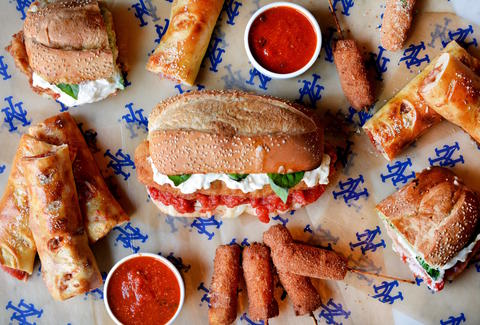 Best Citi Field Food: What to Eat at New York Mets Games in 2017 ...
