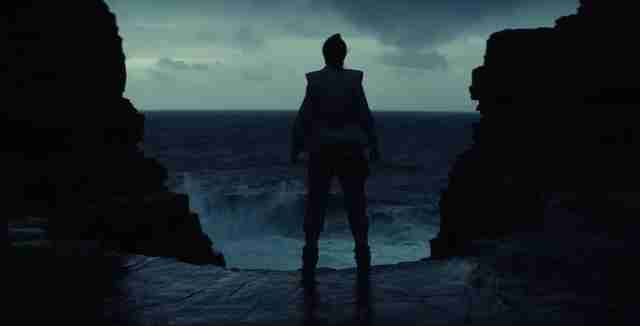 star wars last jedi trailer rey ahch-to