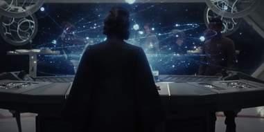 star wars last jedi trailer leia