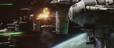 star wars last jedi trailer space battle