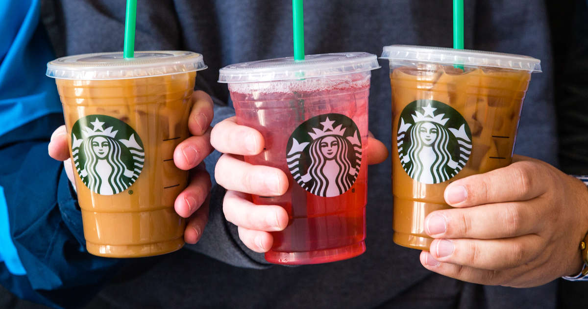Best Starbucks Coffee Drinks On The Menu Ranked With