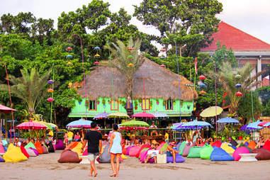 Canggu Beach, Bali, Indonesia