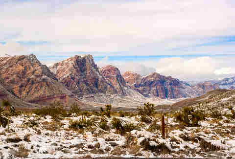 red rock conservation area