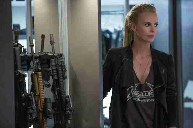 Fate of the Furious Charlize Theron