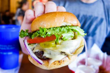 Off The Hoof Burger