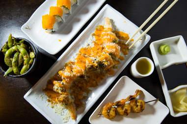 sushi kaya