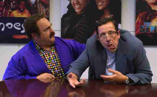 adam sandler kevin james sandy wexler