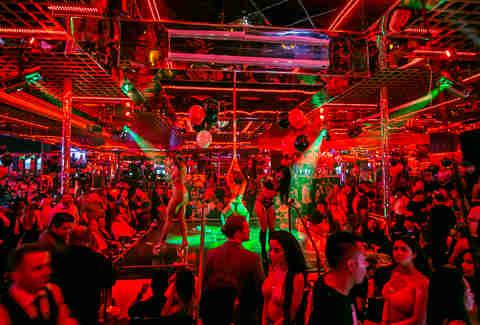 Strip club in las vegas nv