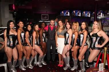 Larry Flynt's Hustler Club Las Vegas