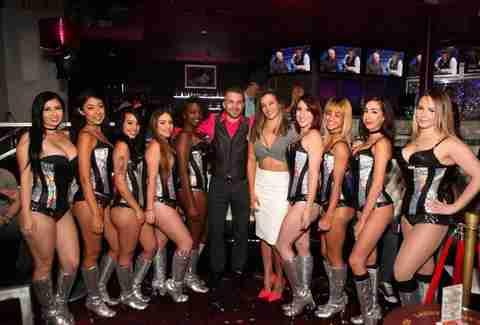 Best couples strip club las vegas