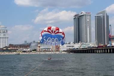 Atlantic City Parasail