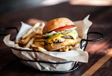 The Very Best Burgers in Houston