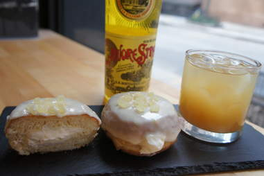 cocktail-flavored doughnuts