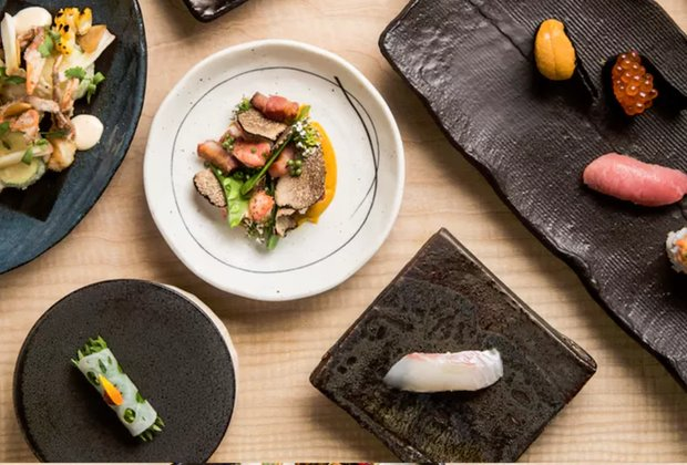 Where to Eat Sushi Like You're in Tokyo, According to 'Top Chef' Alum Dale Talde