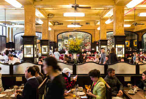 balthazar interior