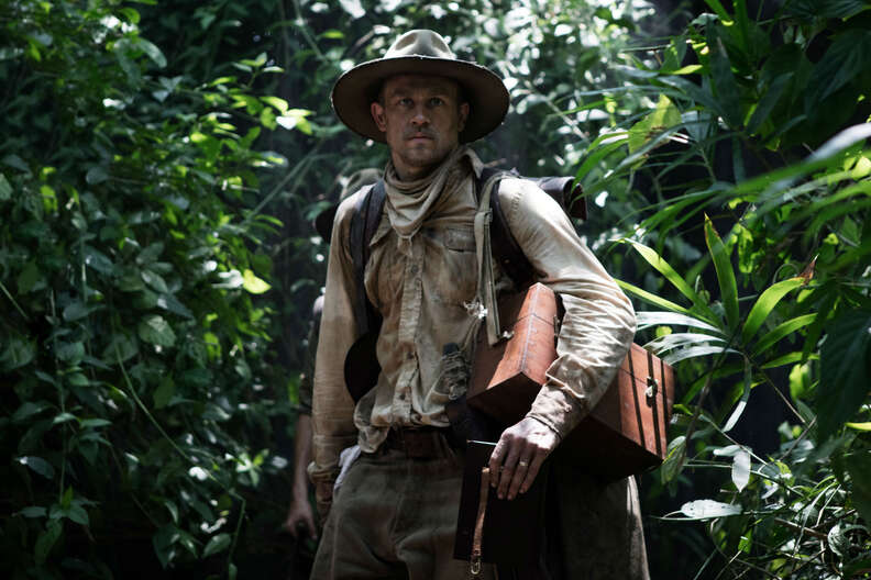 the lost city of z - best movies of 2017