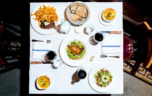 Balthazar, the NYC Restaurant That Made French Food Cool, Turns 20