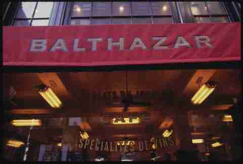 balthazar sign