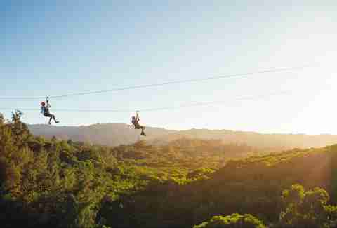 Hawaii Zip Line