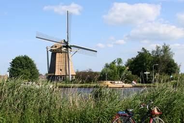 Bike to Ouderkerk aan de Amstel