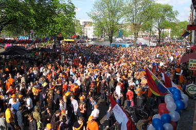 king's day